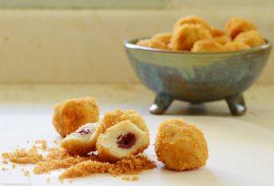 כופתאות גבינה נפלאות - גוֹמבוֹץ (טבעוני)