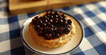 עוגת גבינה טבעונית4