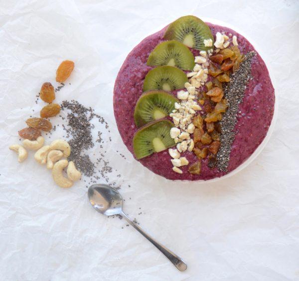 ארוחת בוקר טבעונית