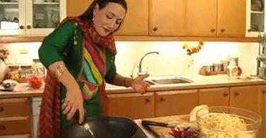 קבאג' באג'י – תבשיל כרוב הודי