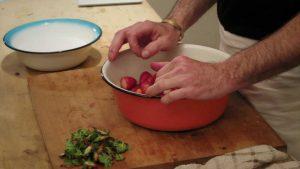 ריבת תותים חמה