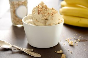 גלידת בננה