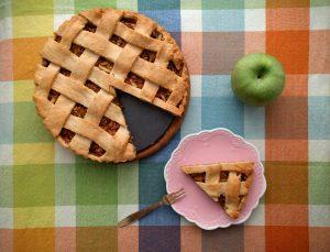 פאי תפוחים לראש השנה