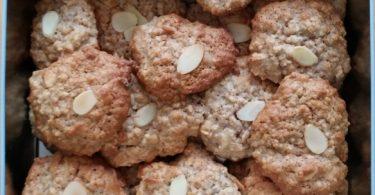 halva-cookies