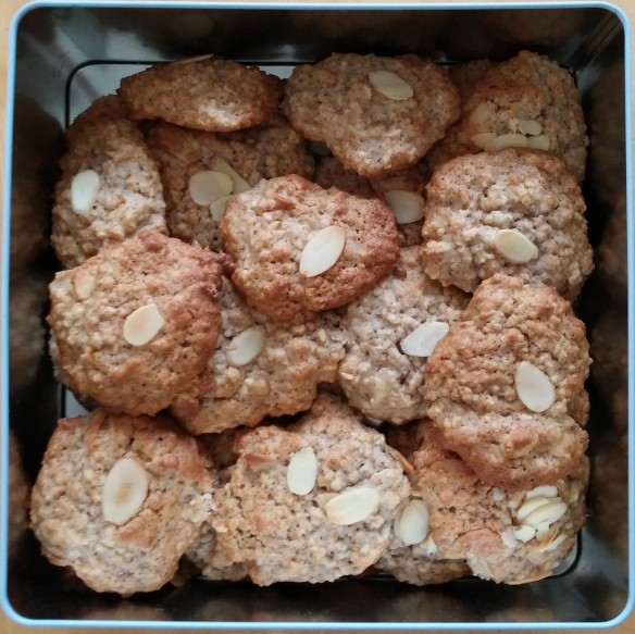 עוגיות חלבה טבעוניות