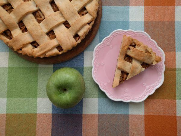 פאי תפוחים ותפוח