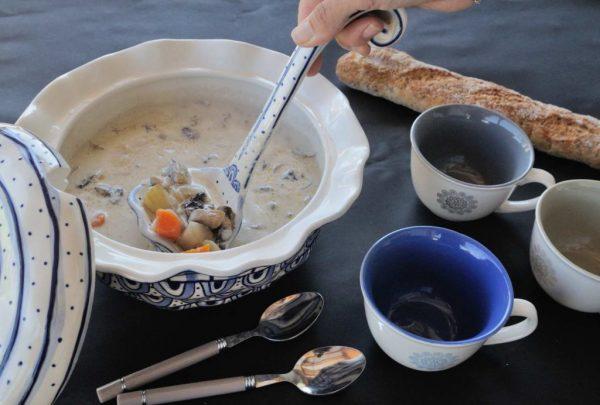 מרק ארטישוק ירושלמי