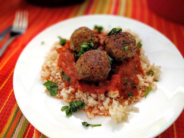 כדורי בשר איטלקיים – ללא בשר