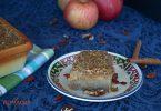 קוגל תפוחים טבעוני