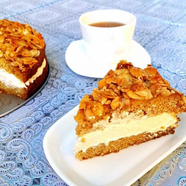 עוגת עקיצת הדבורה