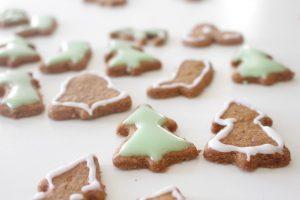 עוגיות ג׳ינג׳ר