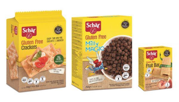 Dr Schär - מוצרים ללא גלוטן
