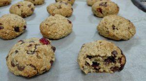 עוגיות קוואקר וטף עם הפתעות