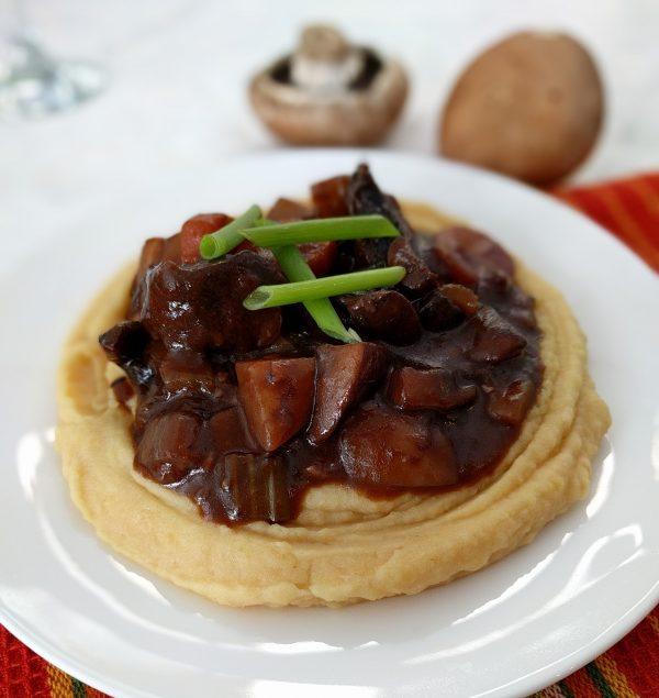 תבשיל פטריות לחג פסח