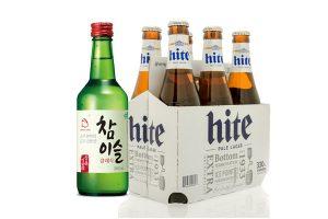 משקאות אלכוהוליים קוראניים