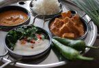 מקאני פניר עם אורז בסמטי