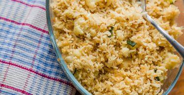 תבשיל אורז וצ'יזלי