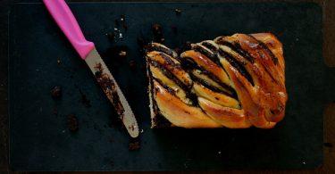עוגת שמרים-שוקולד טבעונית