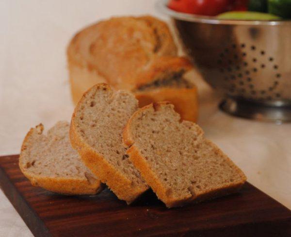 לחם ביתי ללא לישה