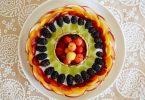 עוגת פירות קיץ