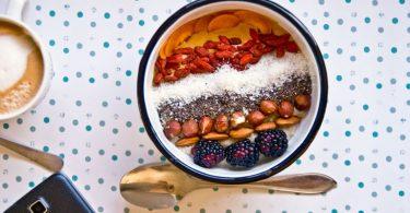 דייסת כוסמת לארוחת בוקר