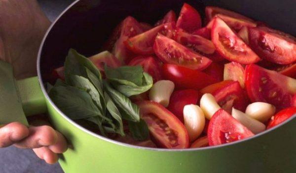 רוטב עגבניות מושלם