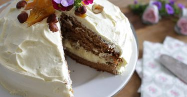 עוגת דבש תמרים
