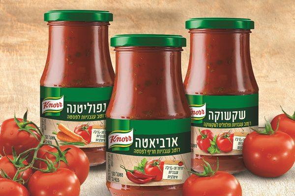 סדרת רטבי העגבניות של קנור