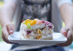 עוגת קצפת קיצית